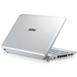 MSI Wind U100-279US 10-Inch Netbook